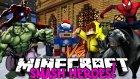 Batman Vs Hulk ! -Minecraft : Süper Kahraman Savaşları - Smash Heroes / iloveminecraft