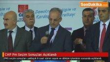 CHP Parti Meclis Sonuçları Açıklandı