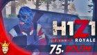 Deli Vuruşlar - H1Z1 Türkçe Battle Royale Bölüm 75