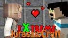 KARIMLA EVLENİYORUM! - Minecraft : Extreme Jurassic Craft #2