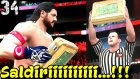 WWE 2K16 Kariyer Türkçe | WWE Dünya Kemer Maci | 34.Bölüm | Ps4