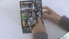 1 Anne 1 Çocuk - Lego Minifigür - Zombi Ponpon Kız