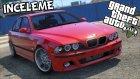 GTA V - Türkiye Arabaları | BMW M5 E39 türkçe inceleme