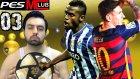PES 2016 My Club | Koclarim böyle devam | 3.Bölüm | Türkçe oynanış | Ps4
