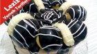 Profiterollü Yaş Pasta Tarifi - Yaş Pasta Tarifi (Leziz Yemek Tarifleri )