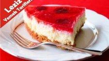 Vişneli Cheesecake Nasıl Yapılır ( How To Make Sour Cherry Cheesecake )