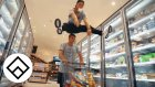 Alışveriş Merkezini Altını Üstüne Getiren Dünyanın En İyi Koşucuları