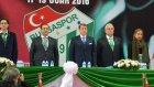 Bursaspor'da yumruklu tekmeli genel kurul