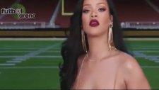 Rihanna hakemlerin aklını aldı