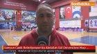 Samsun Canik Belediyespor'da Abdullah Gül Üniversitesi Maçı Hazırlıkları