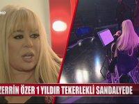 Doktor İhmali Nedeniyle Zerrin Özer'in Tekerlekli Sandalyeye Mahkum Olması
