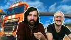 Euro Truck Simulator 2: Otostopçu Aldık