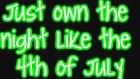Katy Perry - Firework Lyrics HD
