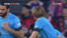 Arda Turan Katkılı Gol Athletic Bilbao 0-2 Barcelona
