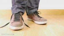 Dokunmadan Ayakkabı Bağlama Numarası Nasıl Yapılır