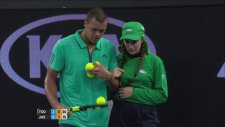 Ünlü Tenisçiden Alkışlanacak Hareket