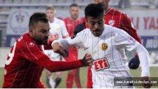 Bolu 0-2  Eskişehir - Maç Özeti 21 Ocak Perşembe