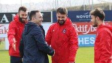 Hami Mandıralı takımını Beşiktaş maçına hazırlıyor