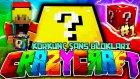 Korkunç Şans Blokları! - Minecraft Crazy Craft S2-1 / Tto