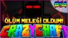 Ölüm Meleği Oldum! - Minecraft Türkçe Crazy Craft 54 / Ahmet Aga