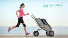 Smartbe Akıllı Bebek Arabası Dikkat Çekiyor