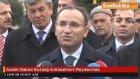 Adalet Bakanı Bekir Bozdağ Sultanahmet Meydanı'nda