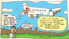 Karikatür Uçak  / Karikatur Canli