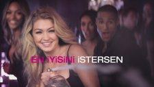 Maybelline New York'tan bir ilk; Push Up Drama Maskara
