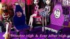 Monster High & Ever After High Bebekleri İçin Sandalye Yapımı /  Cerenle Cocuk Oyunlari