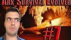 Ark Survival Evolved - Bölüm 7 - Ölüm Mağaraları! [türkçe] / Uguryilmazoffical