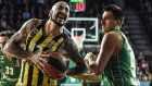 Darüşşafaka Doğuş 100-106 Fenerbahçe - Maç Özeti (22.01.2016)