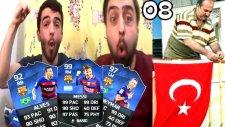 Fifa 16 FUT Draft SURVIVOR | Sampiyonluk Yakin, Bayraklari Asin | 8.Bölüm | Türkçe oynanış | Ps4