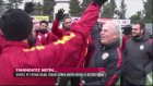 Galatasaraylı futbolculardan alkışlanacak hareket!