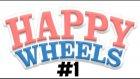 Happy Wheels - Bölüm 1 - Güzel Oyun :D [Türkçe]