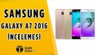 Samsung Galaxy A7 (2016) İnceleme