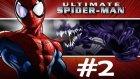Ultimate Spiderman - Bölüm 2 - Spiderman vs Rhino [Türkçe]