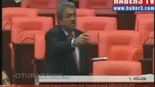 Genç'in Meclis Başkanını Ağlatması