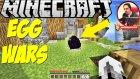 Çıplak Elle Patlattım | Minecraft Türkçe Eggwars | Bölüm 11