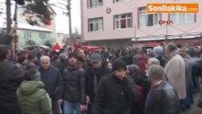Kocaeli Şehit Özel Harekat Polisi Bayram Özdere Son Yolculuğuna Uğurlandı-1