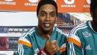Ronaldinho: 'Daha ölmedik'