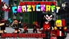 Vampirler Tarafından Esir Alındık! - Minecraft Crazy Craft S2 | #3