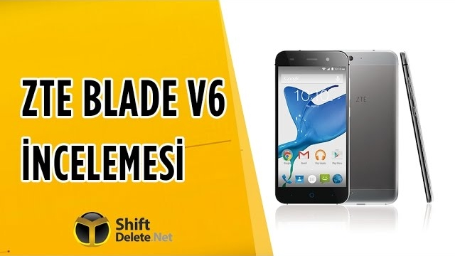 zte v6 inceleme dimensions (in