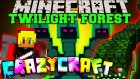 ALACAKARANLIK ORMANI! (Twilight Forest) - Minecraft Crazy Craft S2 [#4]