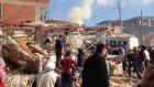 İzmir'deki Patlamanın İlk Görüntüleri