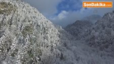 Kaçkar Dağları Milli Parkı'ndan Kar Manzaraları