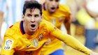 Messi'den alkışlanacak hareket
