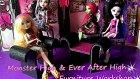 Monster High & Ever After High Mobilyası-Kendin Yap Çocuk Atölyesi-Oyuncak Mobilya