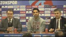 Muhammet Demir Trabzon'a imzayı attı!