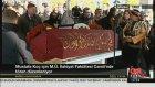 Mustafa Koç'un Osmanlı Sancağı İle Uğurlanması