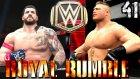 WWE 2K16 Kariyer Türkçe | Royal Rumble Kemer Maci | 41.Bölüm | Ps4